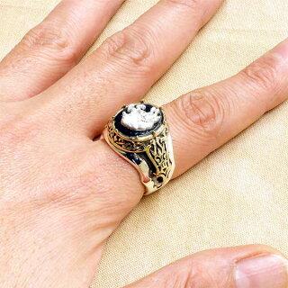 【NEW】SAINTS【セインツ】シルバーリング指輪メンズペガサス17~21号