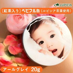 [紅茶入り]ベビフル缶(ルピシア茶葉使用)