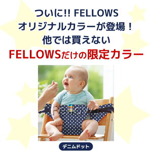 キャリフリーチェアベルト/FELLOWS限定デニムカラー