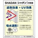 【日本製】huguenot ユグノー シャダンケープ 2WAYケープ 全2色 3