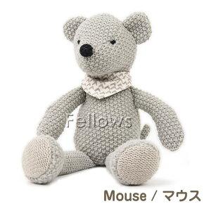 weegoamigo/パールニットトイ/マウス