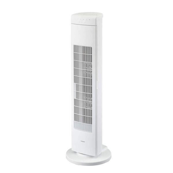 ファンを丸洗いできる 扇風機 タワーファン 温度センサー EF-D913W