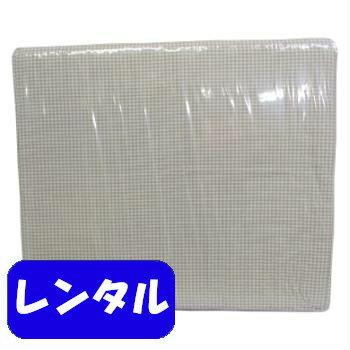 【レンタル】コンパクトサイズ ハーフサイズ用マット【代引不可】