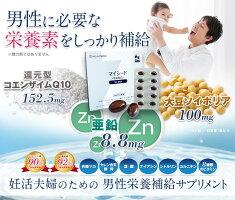 【6箱(半年分)まとめ買いセット】マイシード-亜鉛配合-forMen