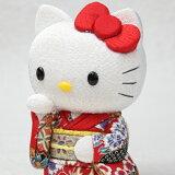キティちゃん 大人 プレゼント 招き猫 柿沼人形 日本製