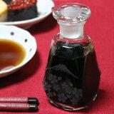 醤油さし 液だれしない ガラス 富士山と桜 岩澤硝子 日本製