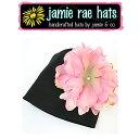 ジェイミーレイハット◆Jamie Rae Hatsジェイミーレイハット(Jamie Rae Hats)お花の帽子国内...