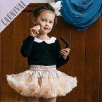 生まれながらのフェアリーちゃんにも!panpantutuパンパンチュチュチュチュカーニバルミルキーベージュSサイズ◆プレゼント・ギフト・出産祝い・お祝い・キッズ・ベビー・赤ちゃんベビー服・子供服・キッズ用・女の子・スカート◆02P03Sep16