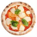 ピッツァマルゲリータ ナポリピッツァ 石窯で焼きあげる香り豊なピッツァ...
