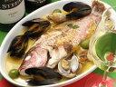 天然 鯛 アクアパッツァメイン料理ご自宅で簡単調理ご注文合計金額1万円以上で 送料無料 冷凍オードブル ホームパーティに