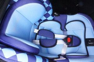 【送料無料】【あす楽対応】専用ベース付き新生児用カーシートウェルドンベビーシートブルー(CHICCHECK)【RCP】