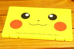 【ネコポス利用!送料無料】エスケイジャパンピカチュウフェイス柄の日本製マスクケース