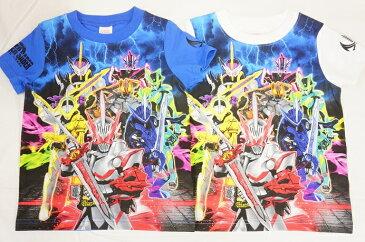 【メール便利用!送料無料】ナカタ BANDAI仮面ライダーセイバー半袖Tシャツ(袖プリント有り)SQ9028 100cm-120cm