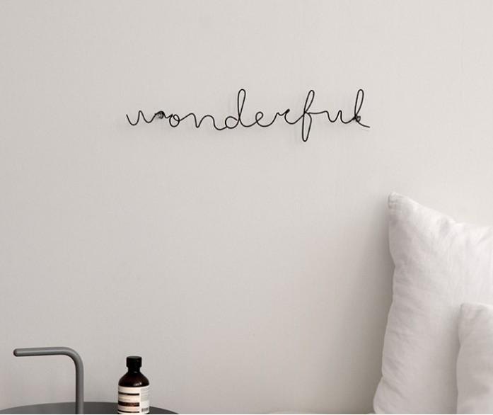 ウォールデコ 壁 飾り ワイヤーレタリング カフェ風 カフェパネル ディスプレイ ウォールステッカーナチュラル 壁掛け インテリア 壁面 おしゃれ かわいい ワイヤーアート ワイヤー