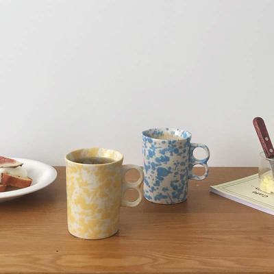 韓国インテリア マグカップ シンプル インク ナチュラル おしゃれ インテリア オルチャン 可愛い カフェ カフェ風 お祝い 誕生日 SNS映え お部屋作り カップ マグ コップ