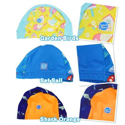 <正規代理店品>SplashAbout0歳から幼児用スイムキャップ(水泳帽子/スイミングキャップ/スイムキャップ/プール用帽子/スプラッシュアバウト)
