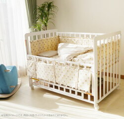ヤトミベビーベッドぐっすりベッド普通サイズベット赤ちゃんベビー赤ちゃん用ベッド《配達時間:指定不可商品》