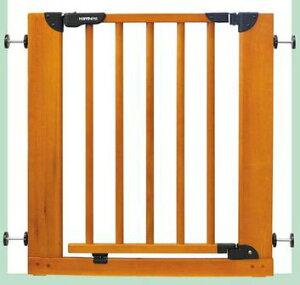 ベビーセーフティゲート、ベビーゲイト【取付幅:75〜85cm】 [ヤトミ]木製スムースゲートS【...