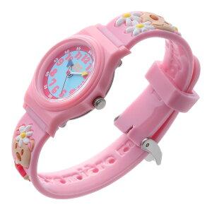 【ベビーウォッチ/babywatch】マジック幼児用3Dレリーフベルト腕時計「アベセデール」/ABECEDAIREmagique【babywatchベイビーウォッチ子供用子ども用キッズウォッチ時計ギフトパリ】【楽ギフ_包装】