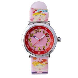 【ベビーウォッチ/babywatch】アクロバット子ども用プリント柄ベルト腕時計「コフレ」/COFFRETacrobate【babywatchベイビーウォッチ子供用子ども用キッズウォッチ時計ギフトパリ】【楽ギフ_包装】