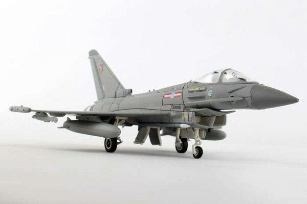コーギー 1/72 ユーロファイター タイフーン FGR.4, ZJ950/C 'Charity', RAF No.29 Squadron, 1435 Flight, RAF Mount Pleasant, Defence of the Falkland Islands (AA36408) 通販 送料無料 プレゼント 飛行機 航空機 完成品 模型画像
