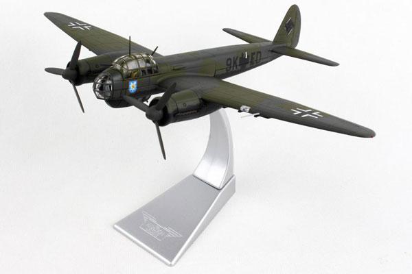 プラモデル・模型, 飛行機・ヘリコプター  172 Ju88A-5 - 9KED, Stab III.KG51, 1940 (AA36712)