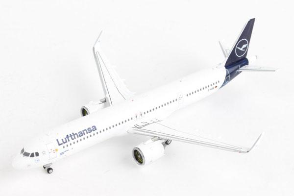 Gemini Jets 1/400 ルフトハンザ航空 A321neo D-AIEA (GJDLH1780) 通販 プレゼント 飛行機 航空機 完成品 模型