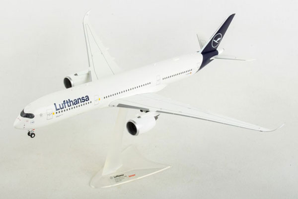 ヘルパウィングス 1/200 ルフトハンザ航空 A350-900 n/c D-AIXM (559577) 通販 プレゼント 飛行機 航空機 完成品 模型 送料無料