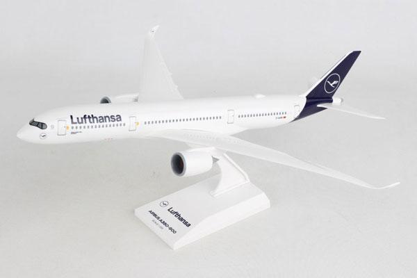 SKYMARKS 1/200 ルフトハンザ航空 A350-900 スタンド付き (SKR1027) 通販 プレゼント 飛行機 航空機 半完成品 模型