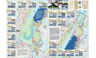 琵琶湖南湖ピンポイントマップ&ウィードマップ大仲正樹奥村哲史