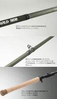 ワイルドサイドWSC65MHフロッグゲームスペシャルレジットデザインLEGITDESIGNWILDSIDE【送料無料】