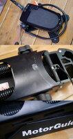 【中古品】モーターガイドTR82V-42inchエレキマウントセットMotorGuide【フットコンエレキ】【別途送料3240円かかります】