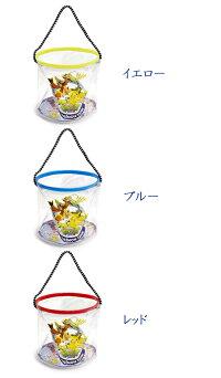 【ポケモンSET】ゼブコポケモンキッズロッド&バケツセットZEBCO