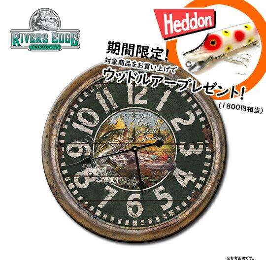 リバースエッジ 26inchクロック 時計 No.1030 RIVERSEDGE