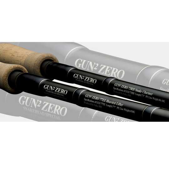 フィッシング, ロッド・竿  GUN2 GGZ-76HH-K