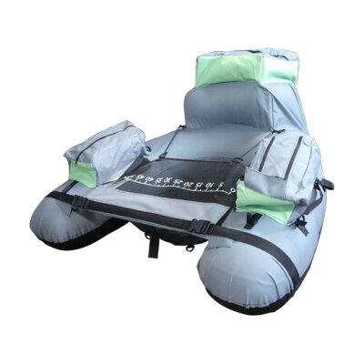 価格も使いやすさもとってもリーズナブル!【送料無料】 V型フローター Belly Boat/V-Shape