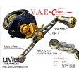 【取り寄せ商品】LIVRE リブレ V.A.E-Cabra 53mm