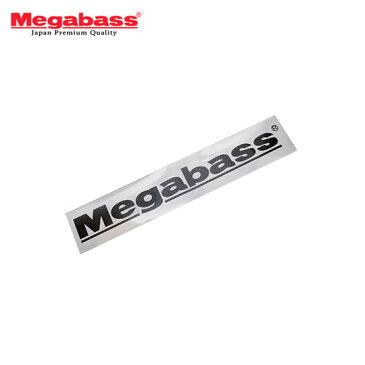 メガバス カッティングステッカー #カーボン調 40cm Megabass CUTTHING STICKER