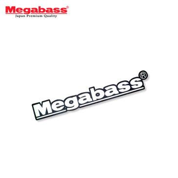 メガバス ボートデッキステッカー Megabass BOAT DECK STICKER