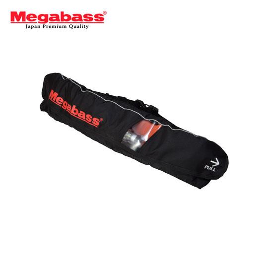 ライフジャケット, メンズライフジャケット  Megabass LIFE SAVER WAIST TYPE