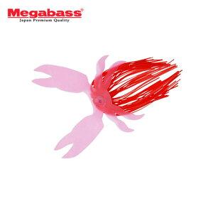メガバス エイトポッド タコーレ ラバー シュリンプタイプ Megabass 8POD TACO-LE RUBBER SHRIMP Type