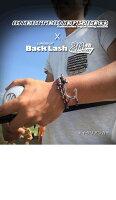 ワンバイトワンフィッシュフック型コードブレスレットバックラッシュ20周年記念オリジナルカラーONEBITEONEFISHEAnzuelo【メール便可】