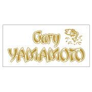 GaryYAMAMOTO ゲーリーヤマモト カッティング ステッカー