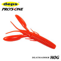 デプスプロズワンコラボデスアダーホッグ3inchdepsPROSONE