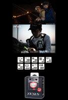 【在庫限りの特別価格】[ヘッドライトセンサースイッチ50時間]ゼクサスLEDライトZX-270ブラックZEXUS