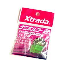 Xtrada ケミホタル専用 ルアー装着ホルダー ケミホルダー【 ナマズ 鯰 パーツ カスタム 】