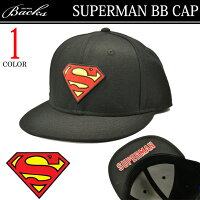SUPERMAN BB CAP