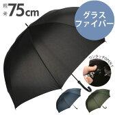 傘 メンズ PROMENADE SKY 定番 スカイプロムナード かさ アンブレラ ジャンプ傘 ジャンプ 大きい ワンタッチ 75cm