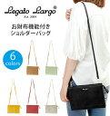 ミニショルダーバッグ レガートラルゴ Legato Largo 通販 ...