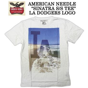 MLB 半袖tシャツ 無地 メンズ LA DODGERS SINATRA TEE ネイビー×グレー MLB アパレル アメリカンニードルダンス 衣装 レディース 大きいサイズ HIPHOP b系 ストリート系 ファッション ユニセックス